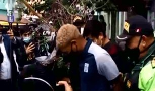 Rímac: familiares de asesinado en Día del Padre amenazan con matar a sopechoso si sale libre