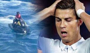 Portugal: policía investiga al hijo de 10 años de Cristiano Ronaldo