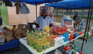 Chiclayo: mercados temporales podrían dejar de funcionar por falta de ventas