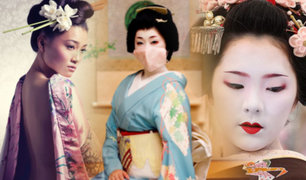 Geishas japonesas se encuentran en crisis por el coronavirus