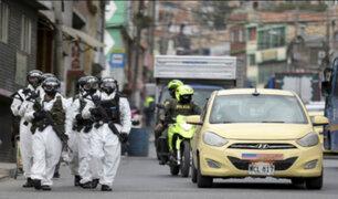 COVID-19: Colombia bate récords de contagios y se convierte en nuevo foco en Sudamérica
