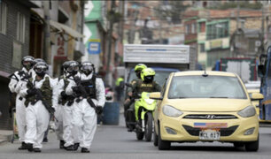 Colombia: médicos advierten inminente colapso hospitalario en Bogotá