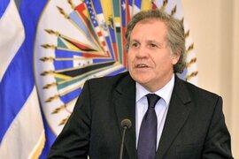 Luis Almagro de la OEA felicita al Canciller López por designación