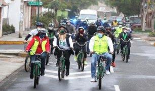 La Molina: inauguran 44 kilómetros de ciclovías y vías de micromovilidad