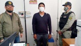 Cusco: INPE frustró fuga de reo que intentó reemplazar identidad de otro preso para salir en libertad