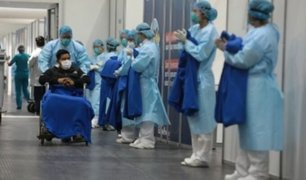 Covid-19 en Perú: 7,389 nuevos pacientes recuperados y acumulado alcanza los 580,753