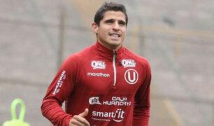 Corzo recibió una fecha de suspensión y no estará el jueves 15 ante San Martín