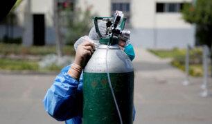 Ofrecieron 20 mil litros semanales de oxígeno a la PCM desde mayo, pero recién se autorizó