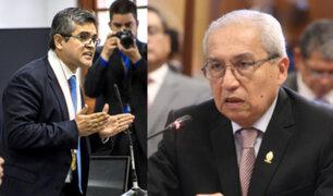 Corte Suprema rechaza recurso de nulidad de Pedro Chávarry contra proceso por remover a fiscales