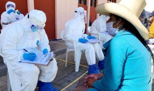 Cajamarca: campaña Barrio por barrio permite identificar  focos de contagio del Covid-19