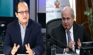 Víctor Quijada: Gabinete Cateriano debe transparentar cifras de contagios para conocer escenario real