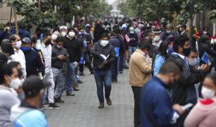 """""""Insistir con cuarentena no es lo correcto porque la gente necesita trabajar"""", dice Ciro Maguiña"""