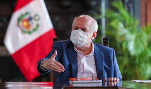 Pedro Cateriano se reúne hoy con Asamblea de Gobiernos Regionales