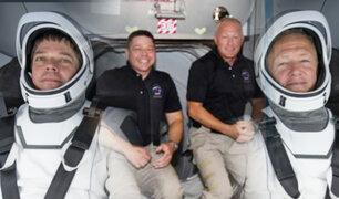 SpaceX y la NASA confirman fecha de retorno de astronautas con la cápsula Crew Dragon