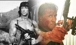 Sylvester Stallone no descarta rodar 'Rambo 6'