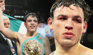 Boxeo: suspenden a Julio César Chávez Jr. de manera indefinida