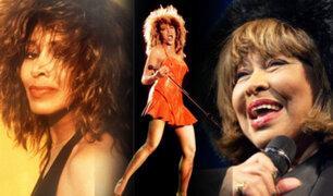 Tina Turner vuelve a la música a los 80 años