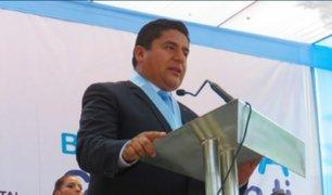Daniel Malpartida: alcalde de Bellavista grave en UCI por COVID-19