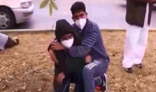 Callao: se enteran que su familiar murió mientras hacían cola por oxígeno