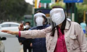 Impondrán papeletas a conductores que permitan subir a pasajeros sin protector facial