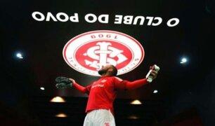 Paolo Guerrero: así fue la vibrante vuelta del 'Depredador' al Estadio Beira-Río del Inter