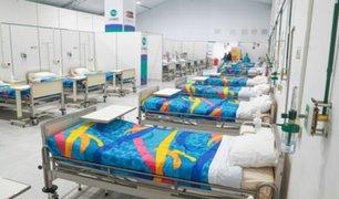 Amazonas: levantarán dos centros de aislamiento temporal para pacientes COVID-19
