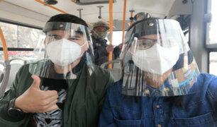 Repartirán más de 5 millones de protectores faciales con ayuda de un aplicativo móvil