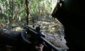Reportan muerte de militar tras enfrentamiento con narcotraficantes en Ayacucho