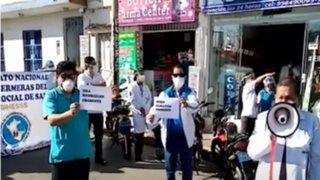 Huánuco: Médicos anuncian entrega de hospital ante insostenible situación