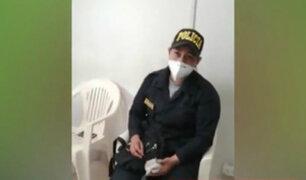 La Victoria: extranjera asegura que usó uniforme policial para ingresar a Gamarra