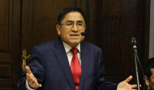 """Hinostroza sobre su situación legal: """"Pienso que en Perú no va a haber un proceso justo"""""""