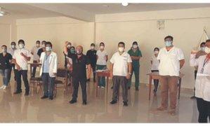 Lambayeque: 90 médicos retornan a hospitales luego de superar el COVID-19