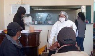 Puno: autoridades constataron que varios restaurantes no cumplían con los protocolos sanitarios