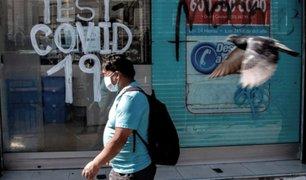 Chile registró la cifra más baja de casos nuevos luego de casi tres meses