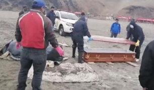 Cañete: hallan cadáver de pescador desaparecido hace más de 15 días