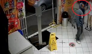 Miraflores: sujeto amenaza que tiene COVID-19 para no pagar productos de minimarket
