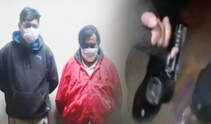 """SMP: policía captura banda """"los Lechuceros de Canta Callao"""""""