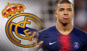 Mbappé rechaza oferta del Real Madrid y se queda en el PSG