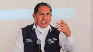 Gobernador Alvarado: Huánuco ha colapsado por aumento de pacientes COVID-19