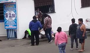 SMP: sujetos fingieron ser trabajadores de Sedapal e ingresaron a casa de anciano para robarle
