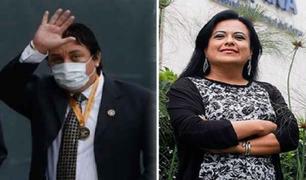 'Richard Swing' y Mirian Morales pasan a condición de investigados