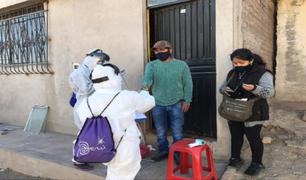 Arequipa: Gobierno Regional brinda apoyo a Celia Capira y a su familia