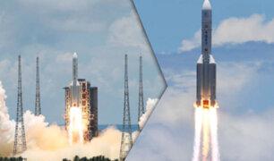 China lanza con éxito su primera sonda a Marte