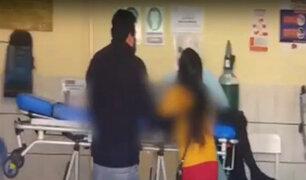 Huancayo: cuatro pacientes Covid-19 fallecen en puerta de hospital