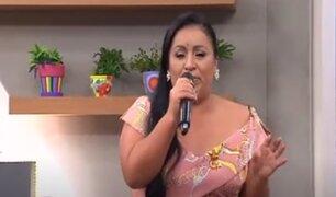 Paloma de la Guaracha afirma que joven cantante de cumbia le 'tiró maíz' pese a estar comprometido