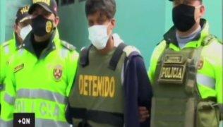 Los Olivos: venezolano fingía limpiar carros para asaltar a conductores
