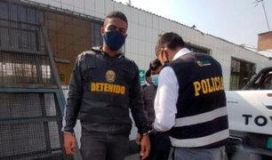 SMP: Detienen a sujeto implicado en violento asalto a músico