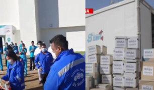 Más de 60 nuevos médicos ayudan a contener la pandemia en Arequipa
