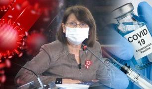 Mazzetti: La vacuna que ingrese a nuestro país deberá tener aprobación la FDA y EMA