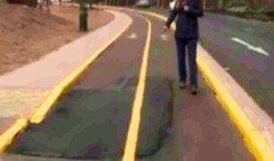 Magdalena: así lucen ciclovías pese al incentivo de la micromovilidad